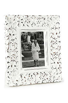 NKUKU Aster carved photo frame 4