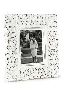 NKUKU Aster carved photo frame 4