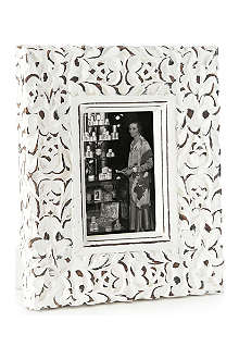 NKUKU Aster carved photo frame 5