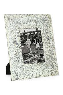 NKUKU Antique silver frame