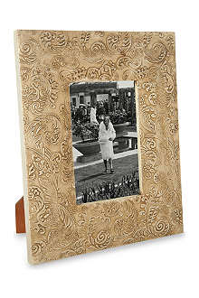 Bweju metal photo frame pewter 4