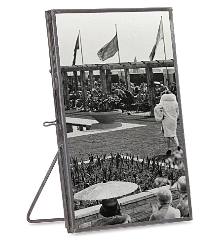 NKUKU Danta zinc photo frame