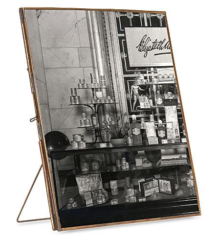 NKUKU Danta brass photo frame