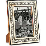 NKUKU Leela bone photo frame 4