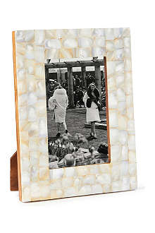 NKUKU Mother of pearl photo frame 6