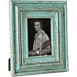 NKUKU Mala distressed wood photo frame 5