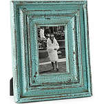 NKUKU Mala distressed wood photo frame 4