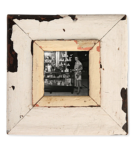FUEGO Rustic square picture frame 43cm
