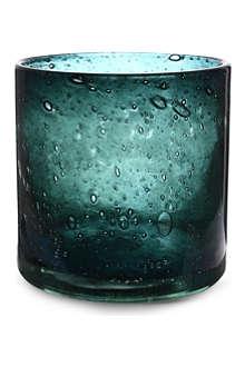 HENRY DEAN Cylinder bayou vase