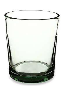 HENRY DEAN Belle isis clear vase