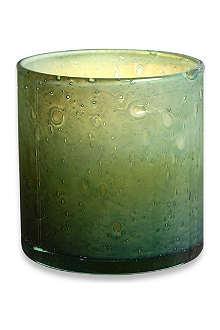 HENRY DEAN Glass cylinder vase