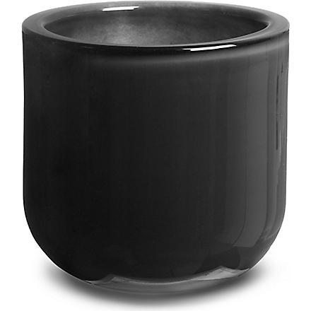 HENRY DEAN Gabon glass vase