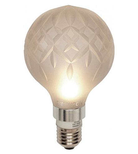 LEE BROOM Frosted crystal bulb