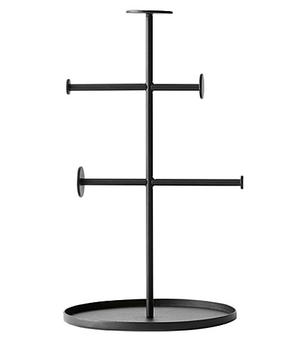 MENU Norm Collector steel jewellery tree 29cm