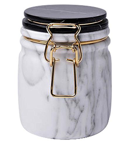 EDITIONS MILANO Miss Marble jar