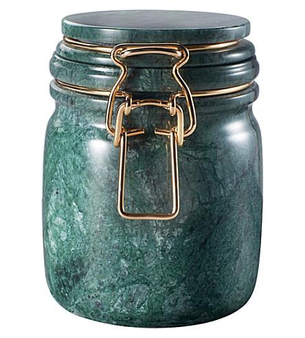 EDITIONS MILANO Miss Marble Guatemala jar