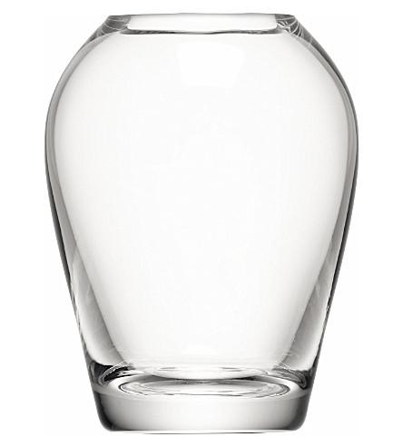 LSA Flower bouquet vase 9.5cm clear