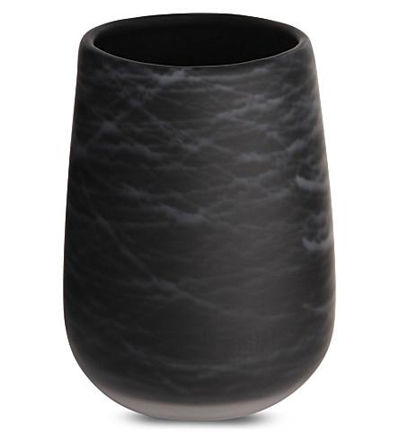 LSA Silk vase 23cm