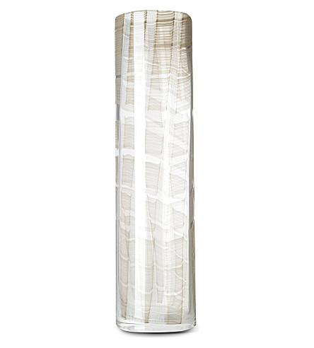 LSA Tweed vase 26cm