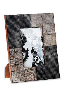 "BRIGHT IDEAS 6"" x 4"" horn frame"
