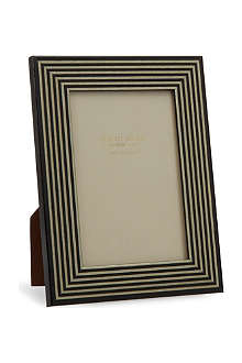 BRIGHT IDEAS Natalini striped photo frame 6