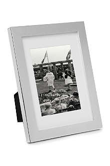 CONTAINER GROUP Silver-toned photo frame 3