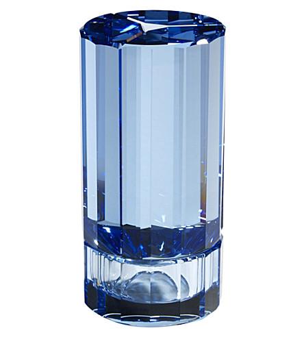 SWAROVSKI Aldo Bakker small crystal vase