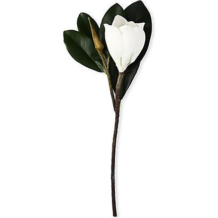 SIA HOME FASHION Magnolia stem in white 43cm