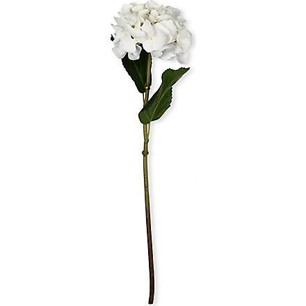 SIA HOME FASHION Hydrangea stem in white 46cm