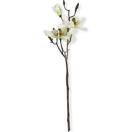 SIA HOME FASHION Magnolia spray in cream 60cm