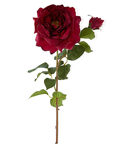 SIA HOME FASHION Large artificial rose stem