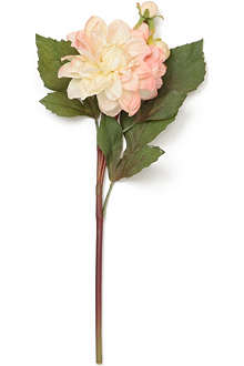 SIA HOME FASHION Dahlia spray stem in light pink 35cm