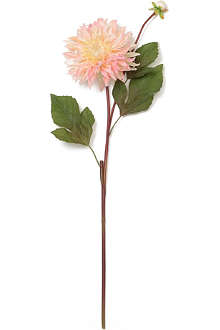 SIA HOME FASHION Dahlia spray stem in light pink 72cm