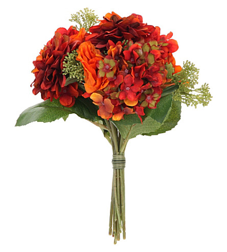 SIA HOME FASHION Artificial mixed flower bouquet