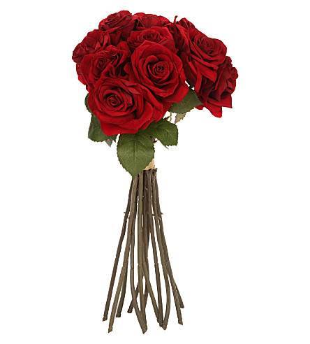 SIA HOME FASHION Artificial rose bouquet