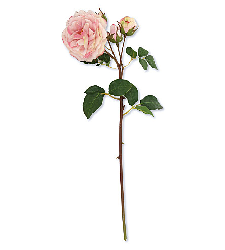 SIA HOME FASHION - Rose Julie flower stem 38cm | Selfridges.com