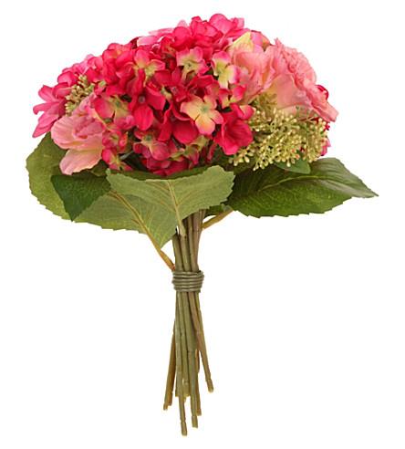 SIA HOME FASHION Mixed-flowers bouquet 29cm