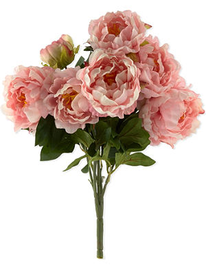 SIA HOME FASHION Peony bouquet