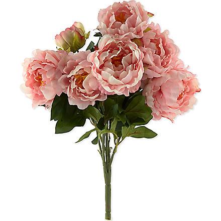 SIA HOME FASHION Peony bouquet
