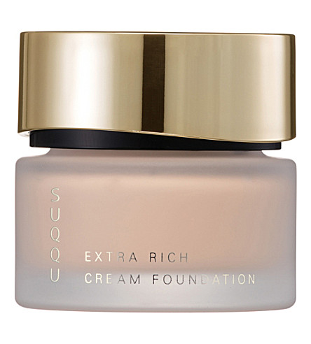 SUQQU Extra rich cream foundation (203