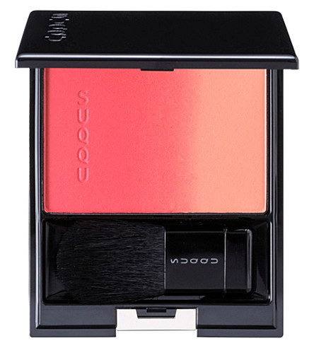 SUQQU Sumiasayake Pure Colour Blush (Intense+red/glow+coral