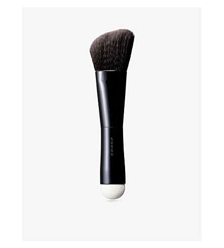 SUQQU Dual-ended foundation brush