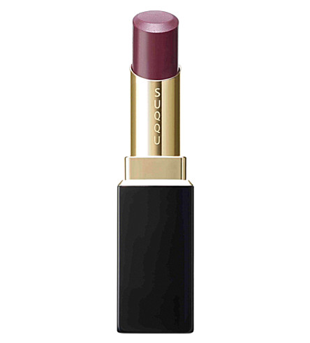 SUQQU Moisture Rich Lipstick (Fig+red