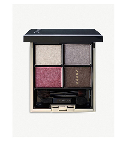 SUQQU Designing Colour Eyeshadow palette 06 (Beets+x+cocoa