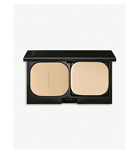 SUQQU Lucent Powder Foundation Refill (002+cool+shell