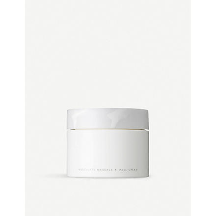 SUQQU Musculate massage & mask cream 200g