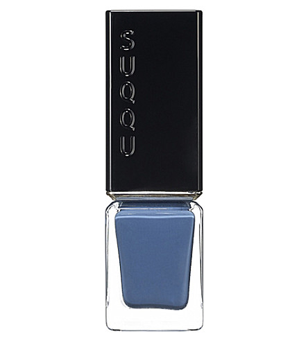 SUQQU Nail Colour Polish (Blue+gray
