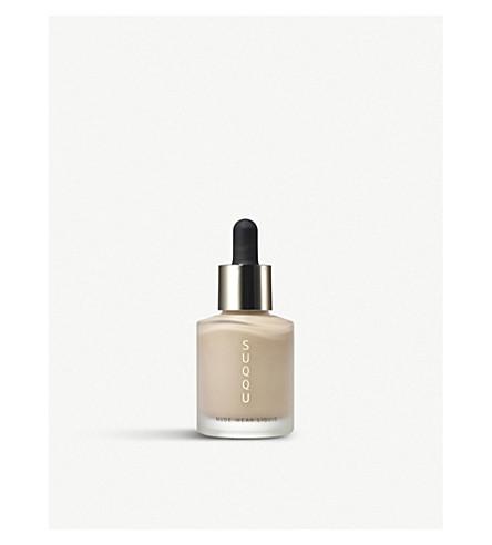 SUQQU Nude Wear Liquid SPF 15 (002+cool+shell
