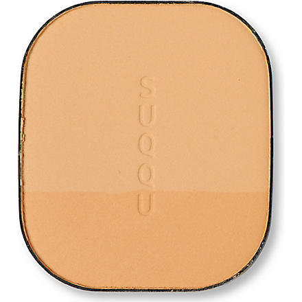 SUQQU Dual Effect powder foundation refill (002