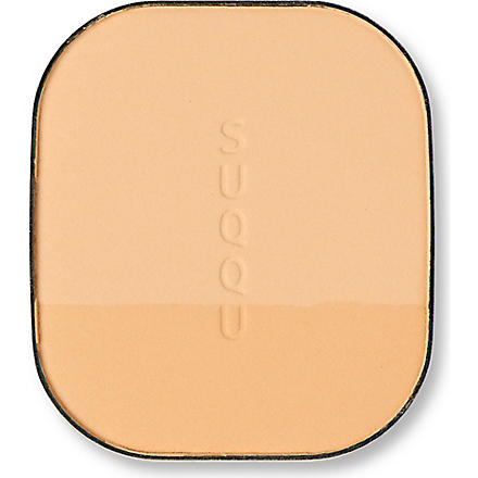 SUQQU Dual Effect powder foundation refill (101
